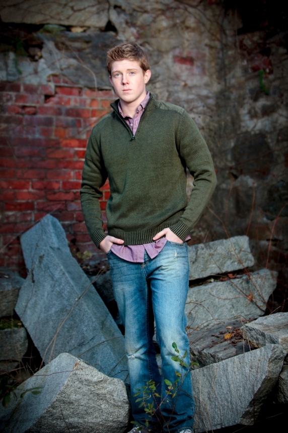 Senior Portrait © dan busler photography